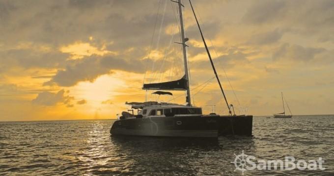 Katamaran mit oder ohne Skipper Lagoon mieten in Malendure