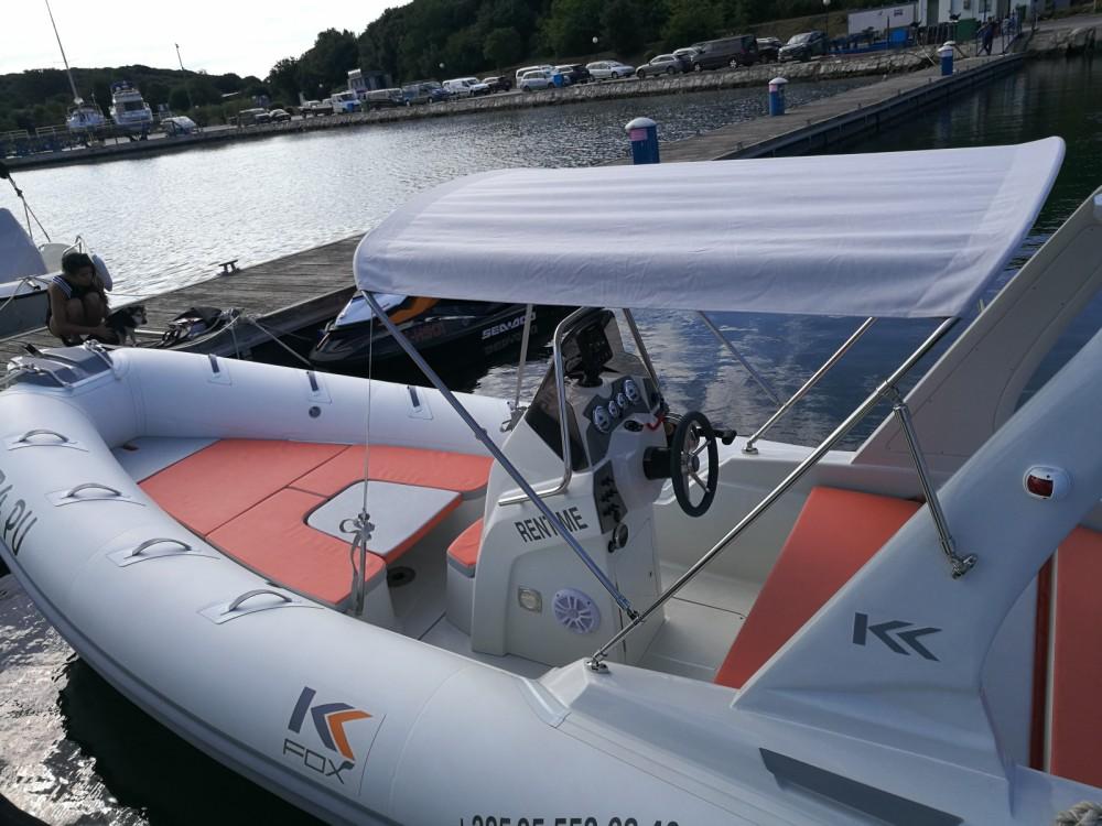 Yacht-Charter in Pula - Kardis Kardis Fox 570 auf SamBoat