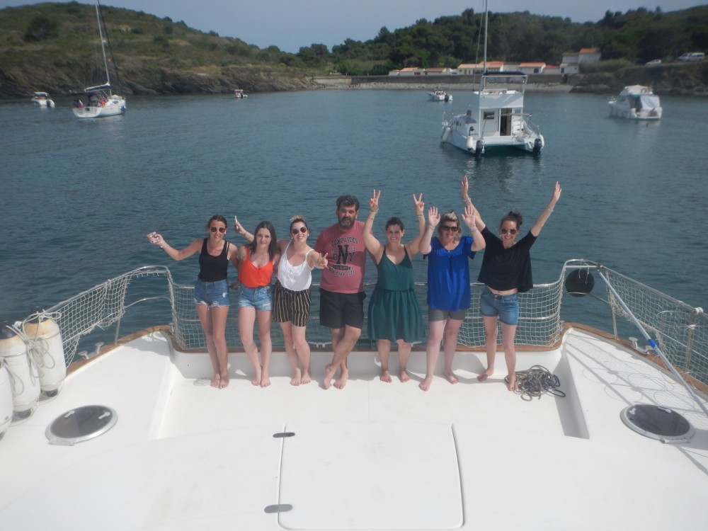 Motorboot mit oder ohne Skipper Fountaine Pajot mieten in Canet-en-Roussillon