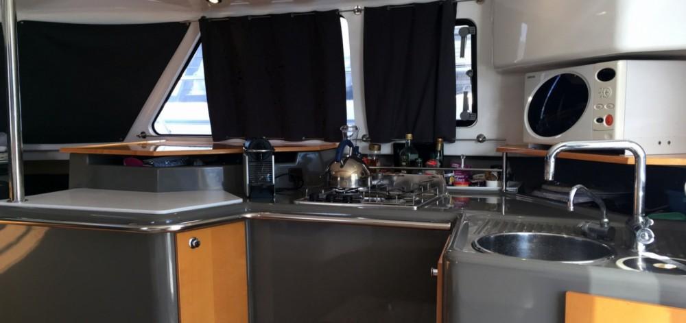 Yacht-Charter in Saint-Florent - Fountaine Pajot Highland 35 auf SamBoat