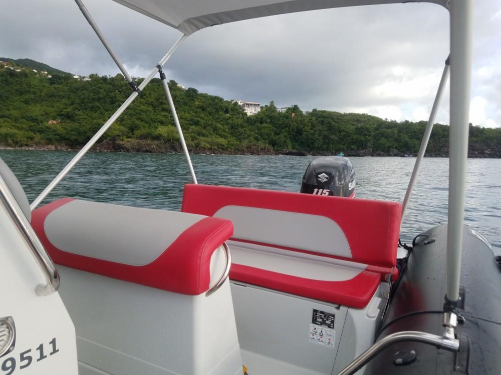 Yacht-Charter in Basse-Terre - Zodiac Medline 580 Color auf SamBoat