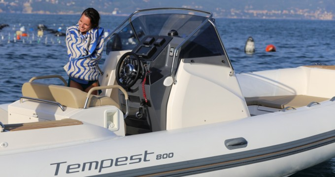 Yacht-Charter in Palma de Mallorca - Capelli Temepst 800 Open auf SamBoat