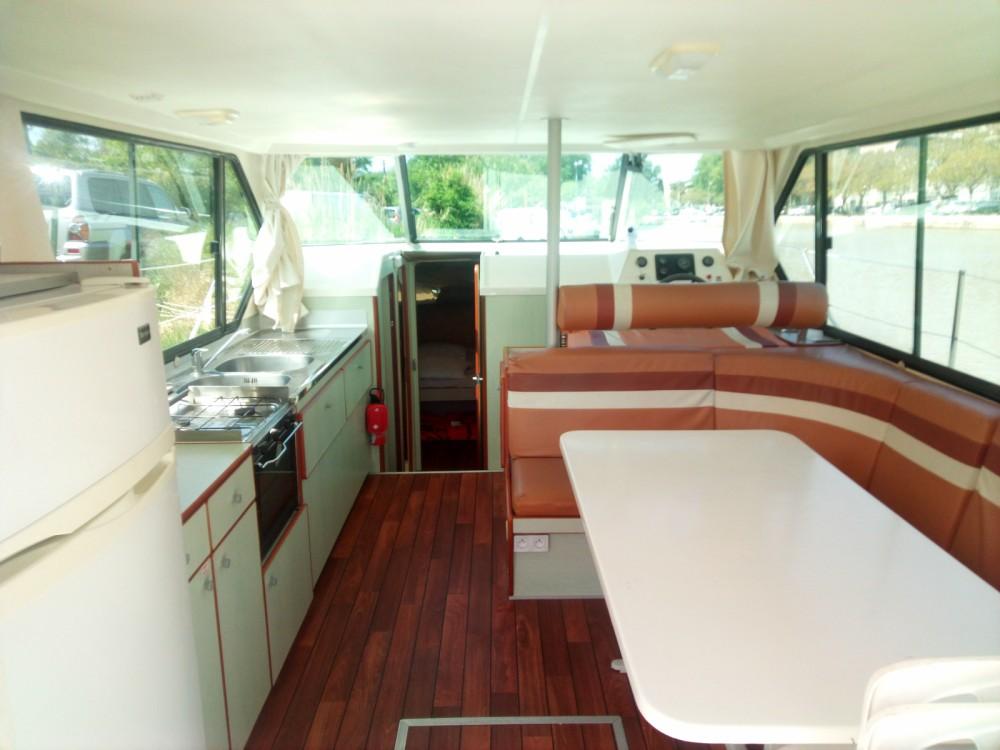 Hausboot mit oder ohne Skipper Nicols mieten in Agde