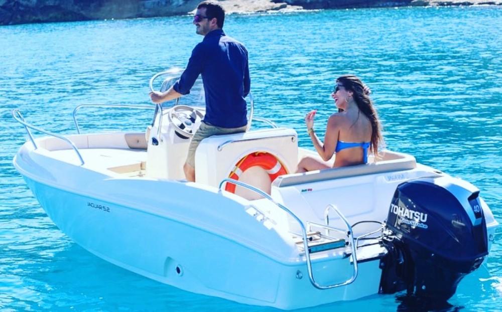 Motorboot mieten in Tropea zum besten Preis