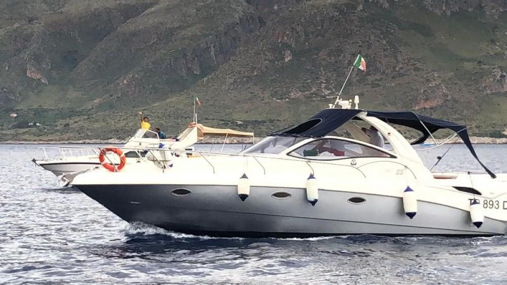 Bootsverleih Stama Stama 33 Castellammare del Golfo Samboat