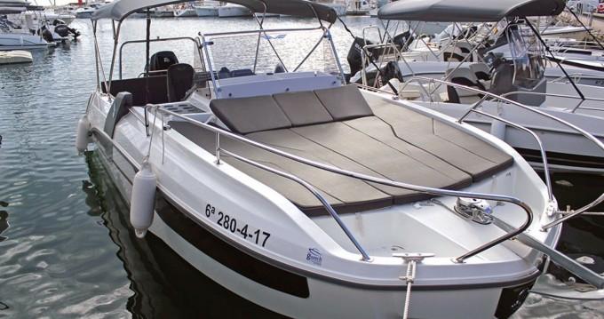 Yacht-Charter in l'Estartit - Bénéteau Flyer 7.7 SUNdeck auf SamBoat
