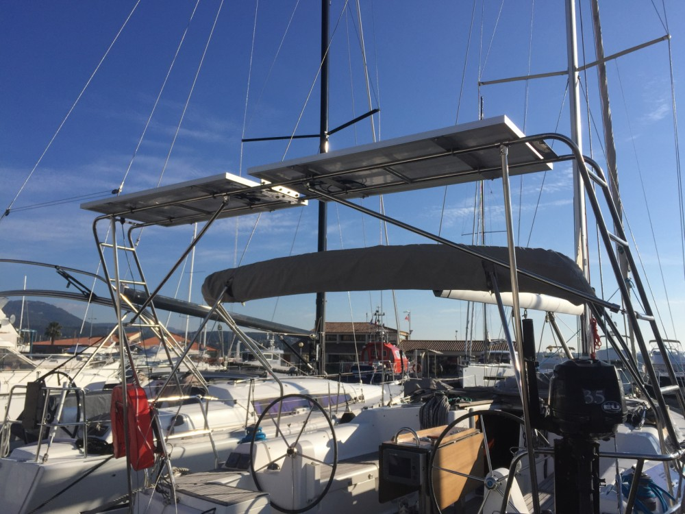 Segelboot mit oder ohne Skipper Dufour mieten in Saint-Mandrier-sur-Mer