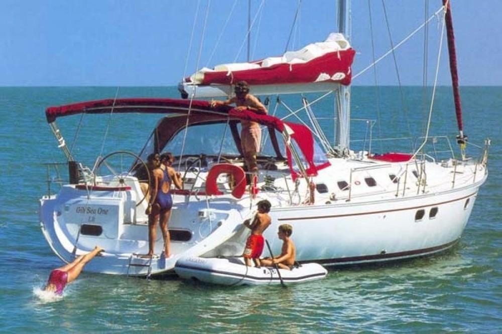 Bootsverleih Dufour Gib Sea 51 Vallauris Samboat