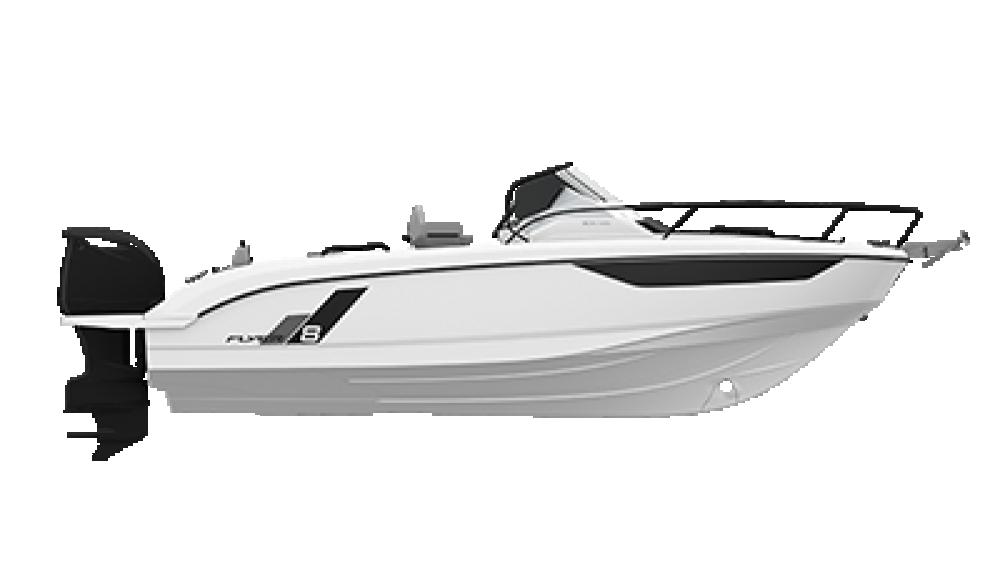 Motorboot mieten in Cambrils - Bénéteau Flyer 8 SUNdeck
