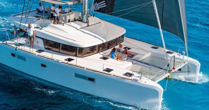 Katamaran mieten in Ibiza Island - Lagoon Lagoon 52 F