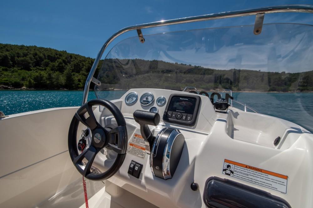 Bootsverleih Quicksilver Activ 455 Open Trau Samboat