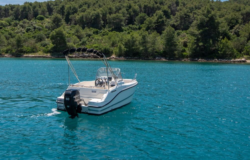 Motorboot mieten in Trau - Quicksilver Activ 455 Open