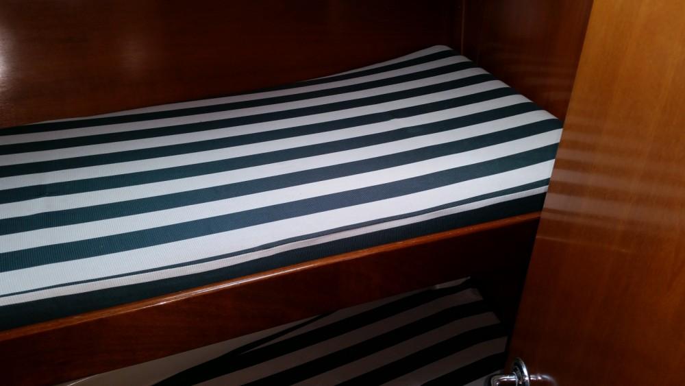 Segelboot mieten in Athen - Bénéteau Oceanis 411 Clipper