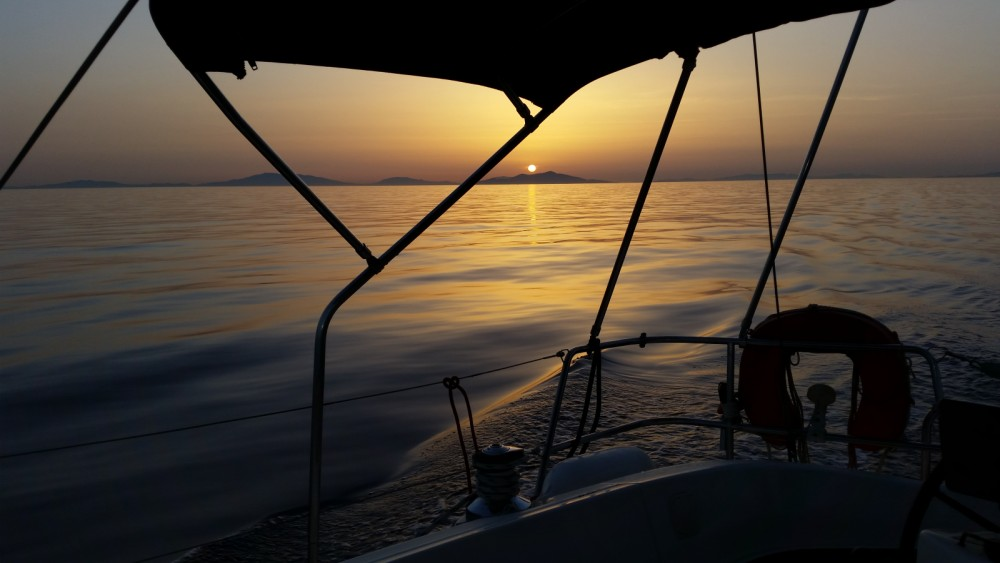 Bootsverleih Bénéteau Oceanis 411 Clipper Athen Samboat