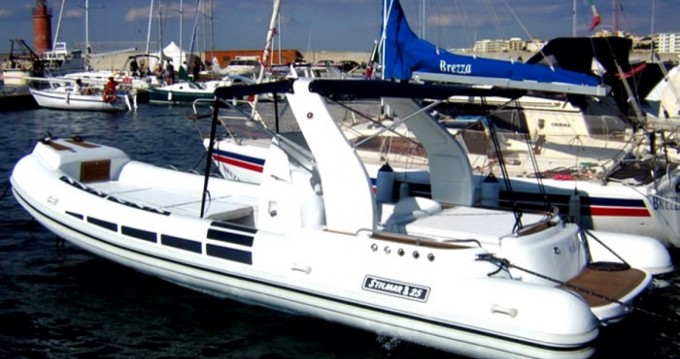 Bootsverleih Otranto günstig 25EFB