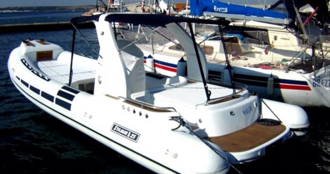 Yacht-Charter in Otranto - Stilmar  25EFB auf SamBoat