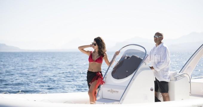 Schlauchboot mieten in Bandol zum besten Preis