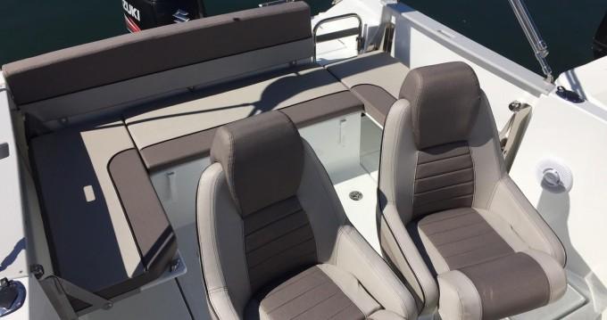 Motorboot mieten in Cogolin zum besten Preis