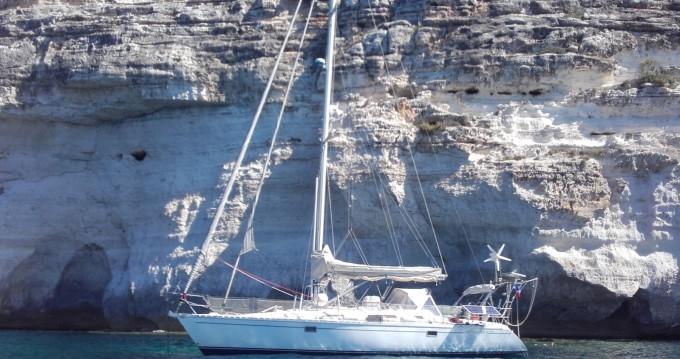 Segelboot mieten in Le Grau-du-Roi - Jeanneau Sun Legend 41