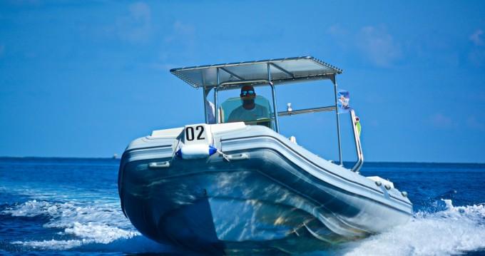 Yacht-Charter in Milazzo - Lomac 7.30  sport auf SamBoat