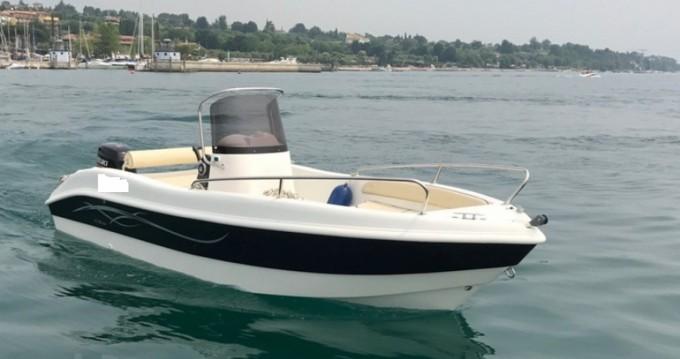 Motorboot mit oder ohne Skipper as maine enika mieten in Milazzo