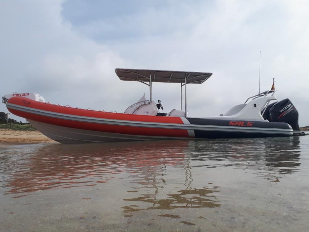 Yacht-Charter in Ibiza-Stadt - Sacs Samurai 875 auf SamBoat