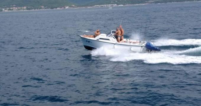 Motorboot mieten in Livorno - vegliatura off mare