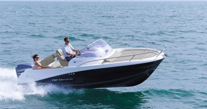 Motorboot mit oder ohne Skipper Jeanneau mieten in Ibiza Town