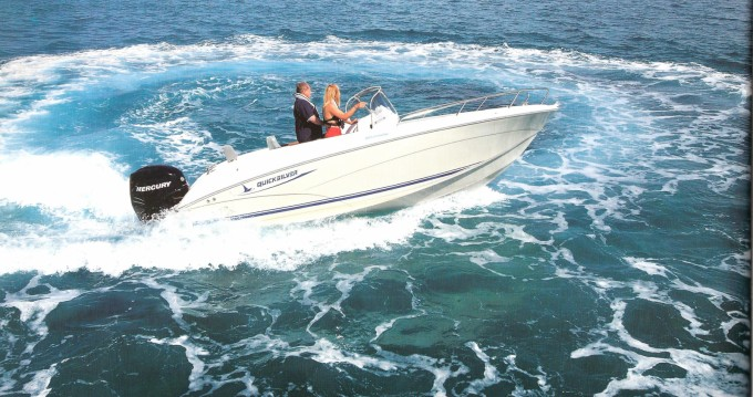 Yacht-Charter in Dubrovnik - Quicksilver Quicksilver 630 WA Commander auf SamBoat