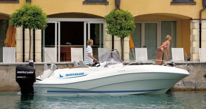 Bootsverleih Dubrovnik günstig Quicksilver 630 WA Commander