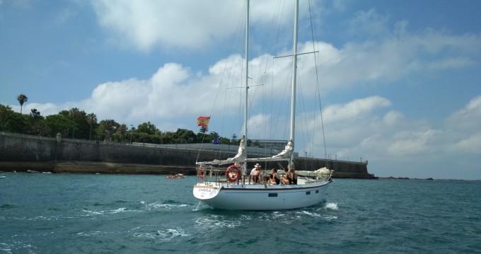 Segelboot mieten in Cádiz zum besten Preis