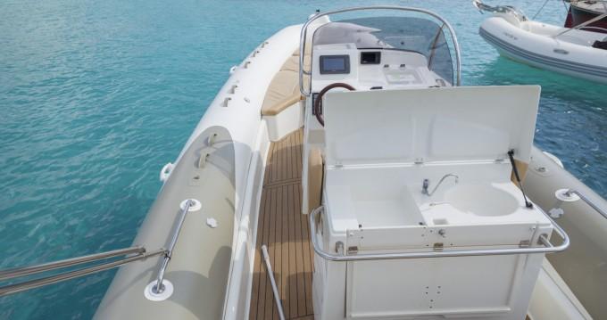 Bootsverleih Formentera günstig Medline III