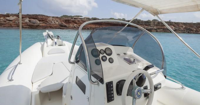 Schlauchboot mieten in Formentera zum besten Preis