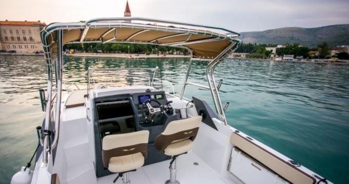 Bootsverleih Bénéteau Flyer 7.7 SUNdeck Trogir Samboat