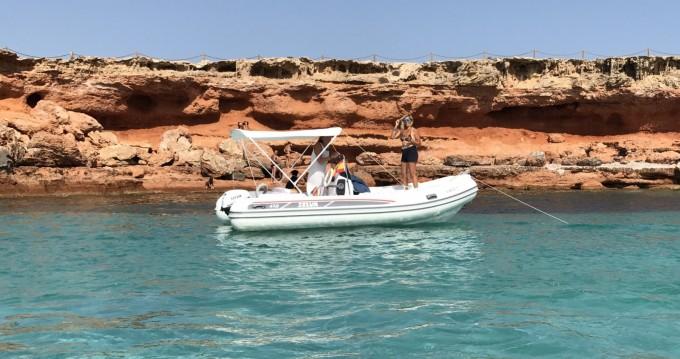 Schlauchboot mit oder ohne Skipper Selva mieten in Ibiza Town