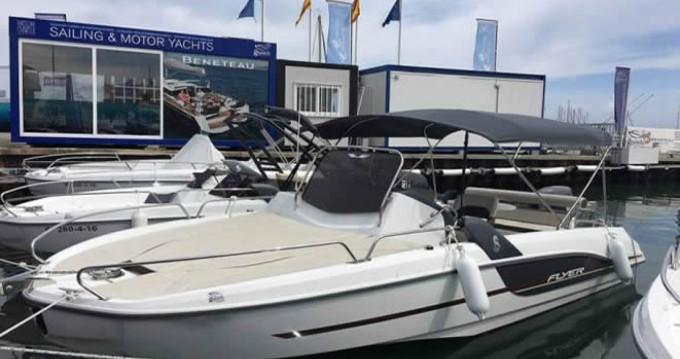 Motorboot mieten in Trogir - Bénéteau Flyer 6.6 SUNdeck