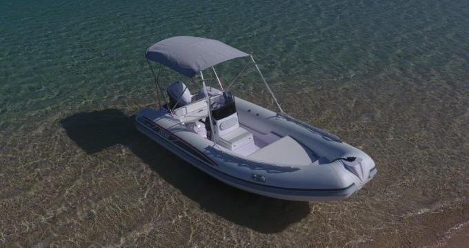 Bootsverleih Selva Selva D470 AUXILIAR O TENDER Ibiza Town Samboat