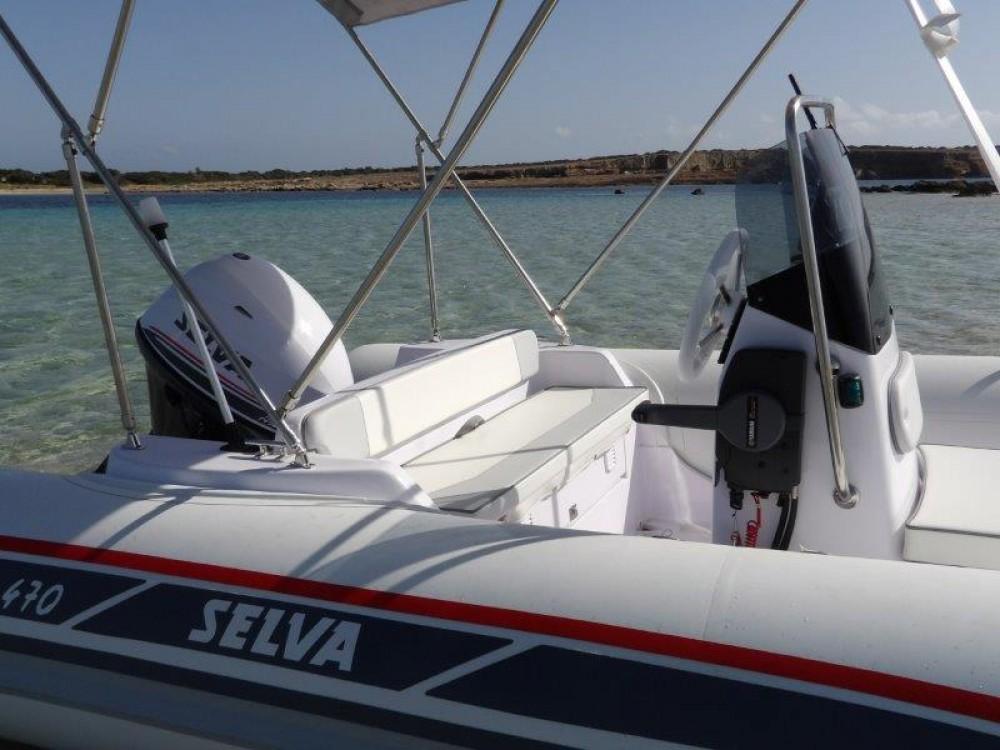 Selva Selva D470 AUXILIAR O TENDER zwischen Privatpersonen und professionellem Anbieter Ibiza-Stadt