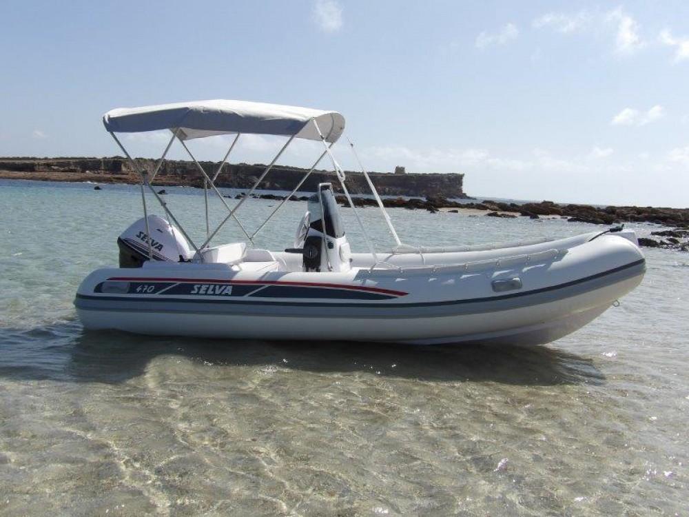 Schlauchboot mieten in Ibiza-Stadt - Selva Selva D470 AUXILIAR O TENDER
