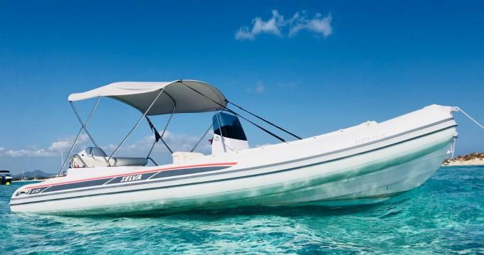 Bootsverleih Selva DS Evolution Ibiza Town Samboat