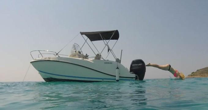 Yacht-Charter in Split - Quicksilver Activ 605 Open auf SamBoat