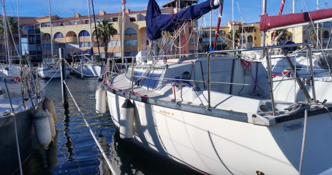 Yacht-Charter in Leucate - Dufour Dufour 31 auf SamBoat