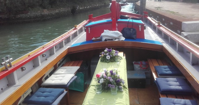 Bootsverleih Venezia günstig bragozzo