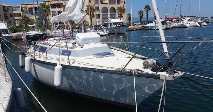 Segelboot mieten in Leucate zum besten Preis