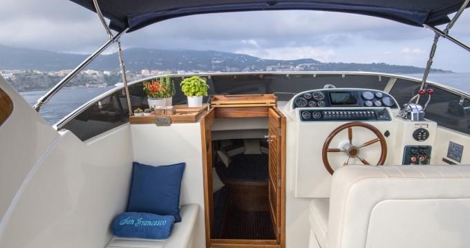 Motorboot mit oder ohne Skipper Acquamarina mieten in Sorrento