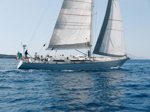 Vermietung Segelboot Baltic Yachts mit Führerschein