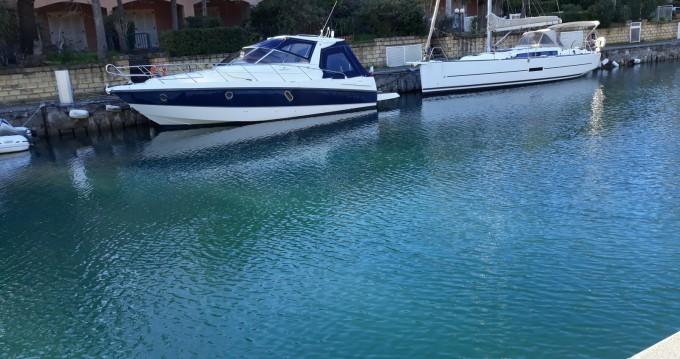 Motorboot mieten in Lipari - Cranchi Zaffiro 32