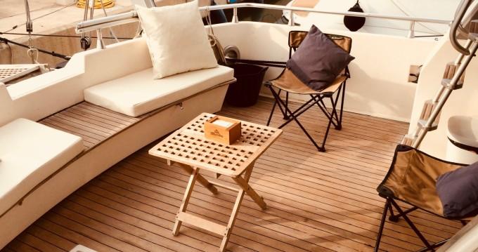 Motorboot mit oder ohne Skipper Astondoa mieten in Dénia