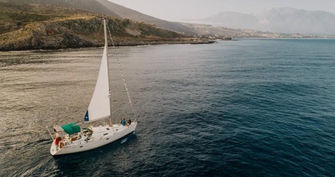 Segelboot mit oder ohne Skipper Bénéteau mieten in Rethymnon