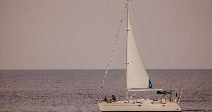 Ein Bénéteau Oceanis 38.1 mieten in Rethymnon